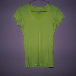 UA Heatgear neon shirt